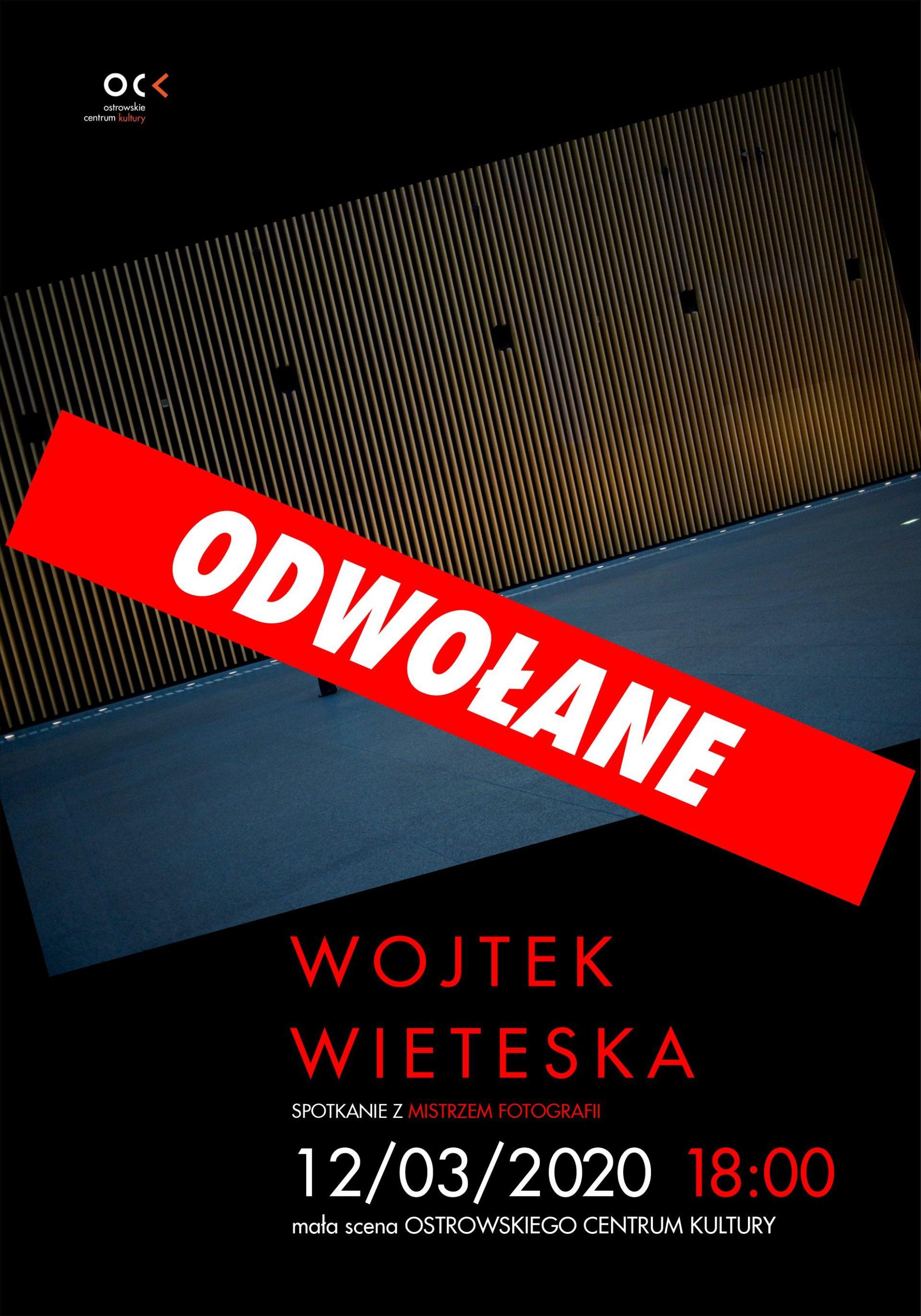 Wojtek Wieteska | Spotkanie z Mistrzem Fotografii