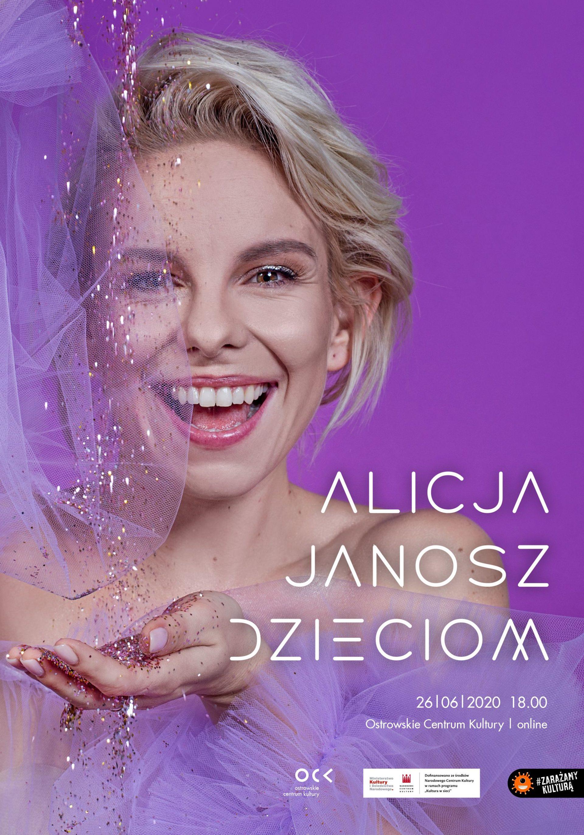 Alicja Janosz Dzieciom