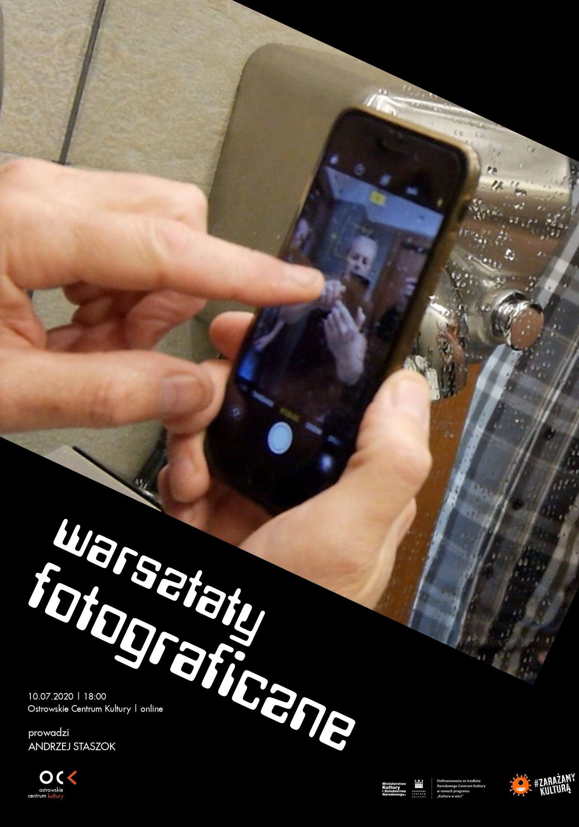 Warsztaty fotograficzne | online