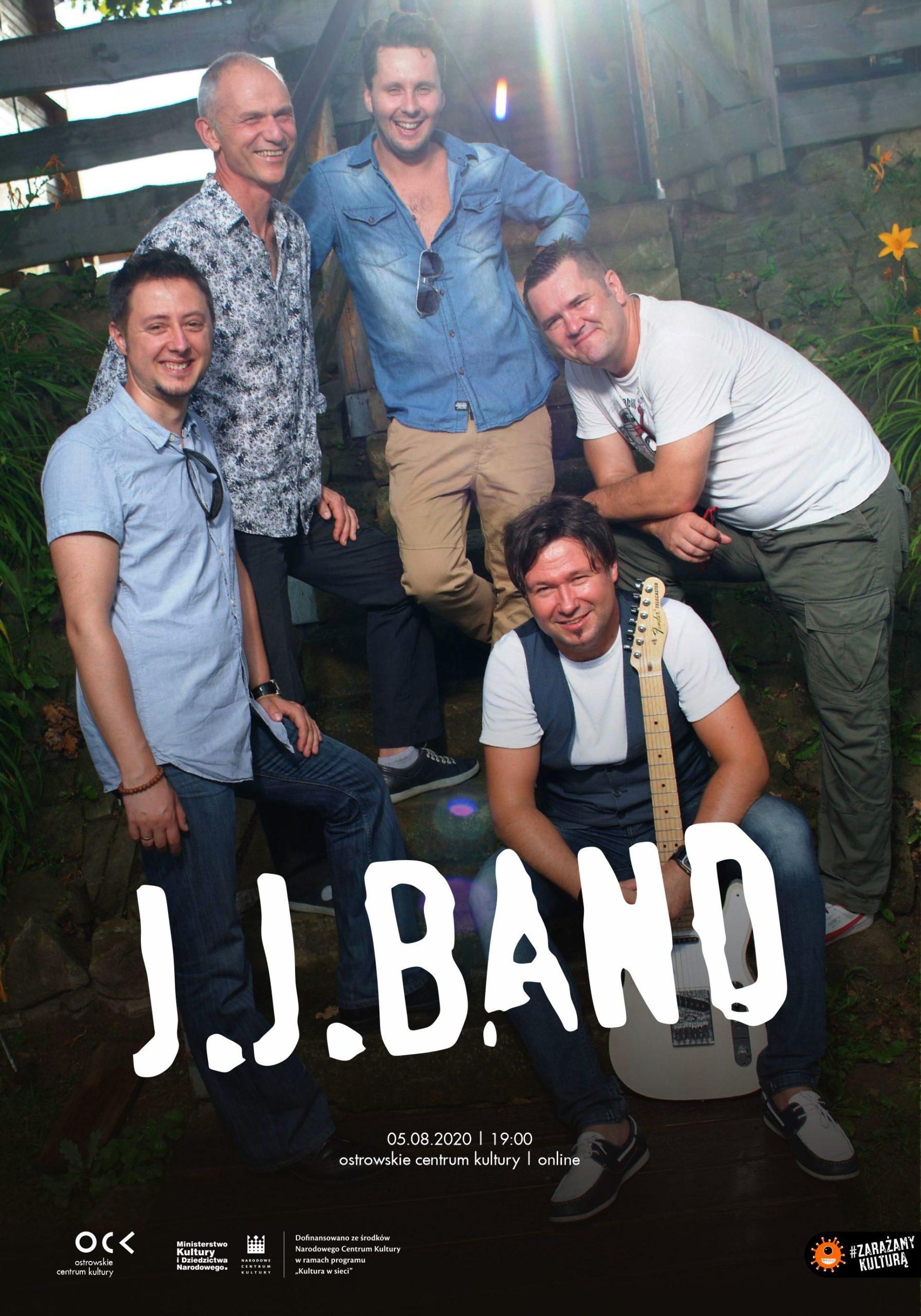 J.J. Band | koncert online
