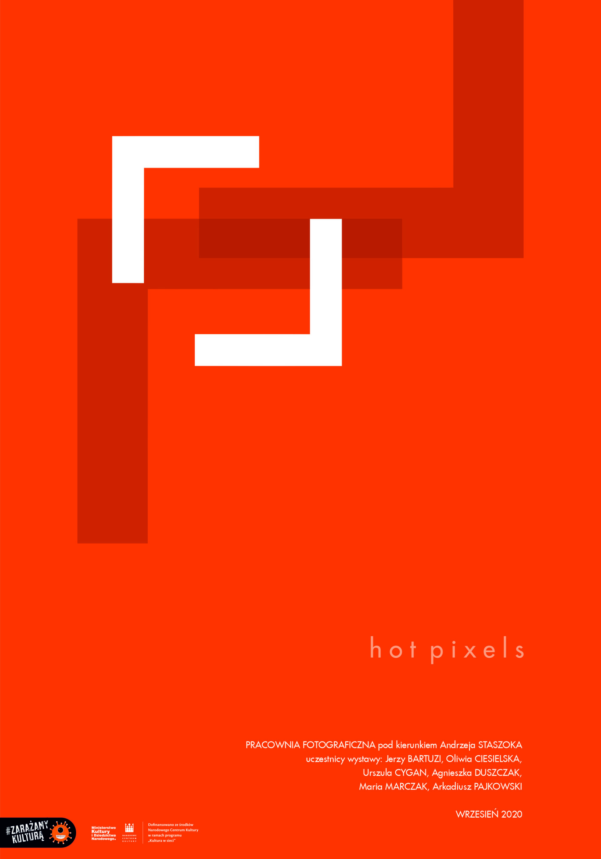 Pracownia Fotograficzna OCK | Hot pixels | wernisaż online