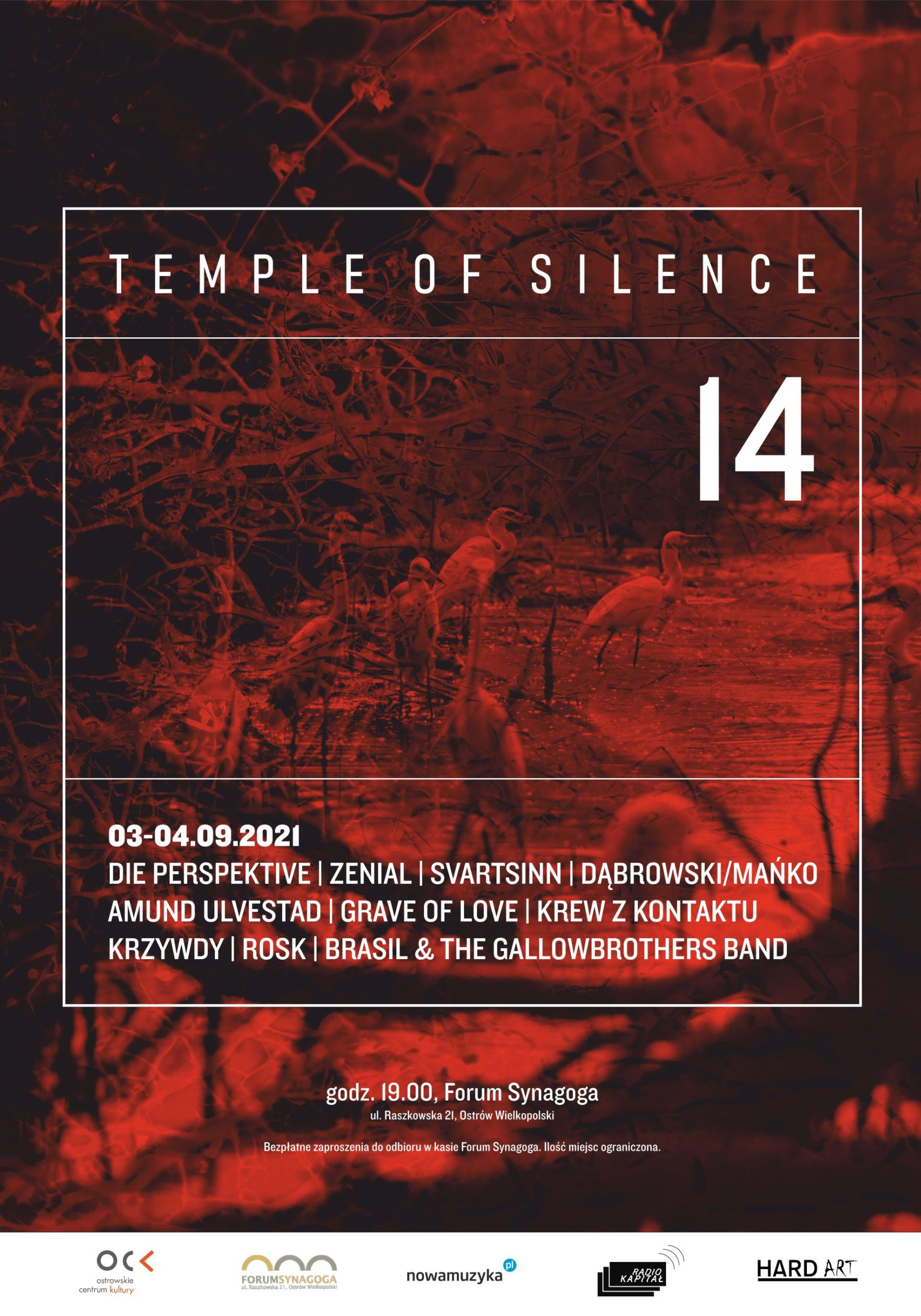 TEMPLE OF SILENCE 14