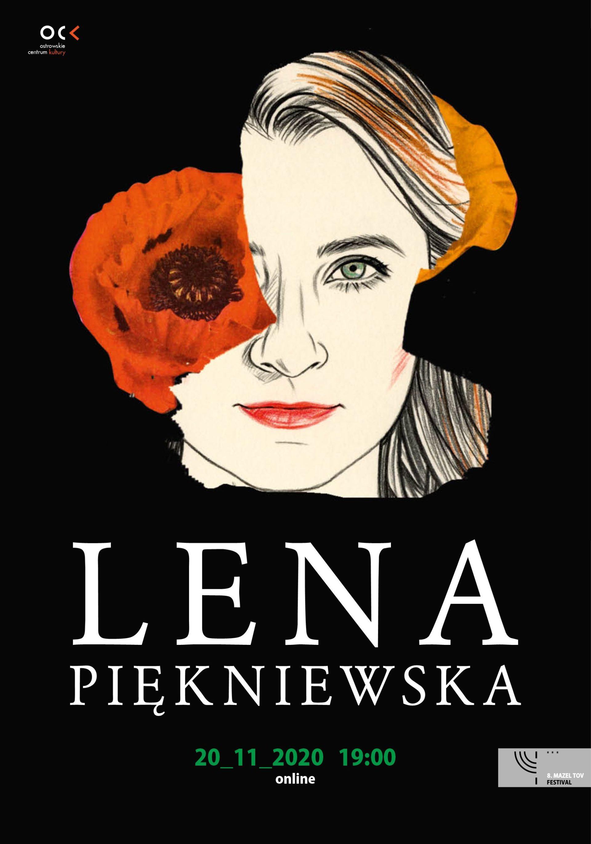 8. MAZEL TOV FESTIVAL   Lena Piękniewska   online