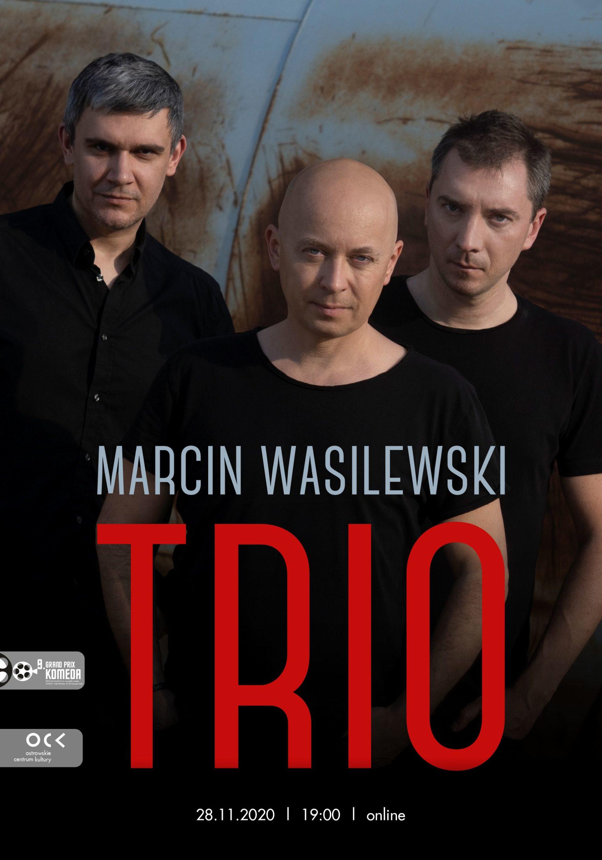 Marcin Wasilewski Trio | 9. Grand Prix Komeda | online