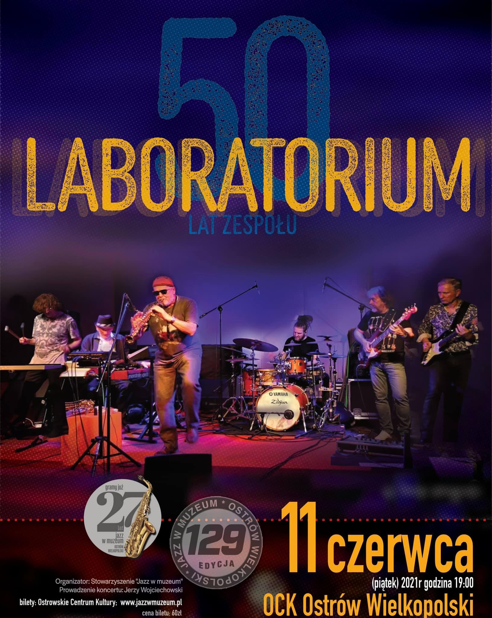 Jazz w muzeum   Laboratorium