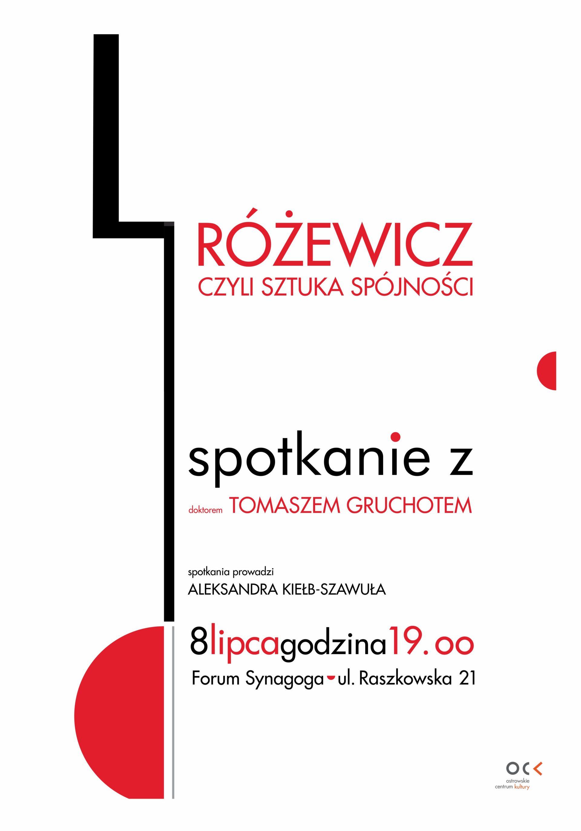 LITERATURA… | Różewicz, czyli sztuka spójności