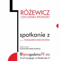 LITERATURA... | Różewicz, czyli sztuka spójności