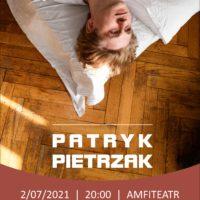PATRYK PIETRZAK | koncert
