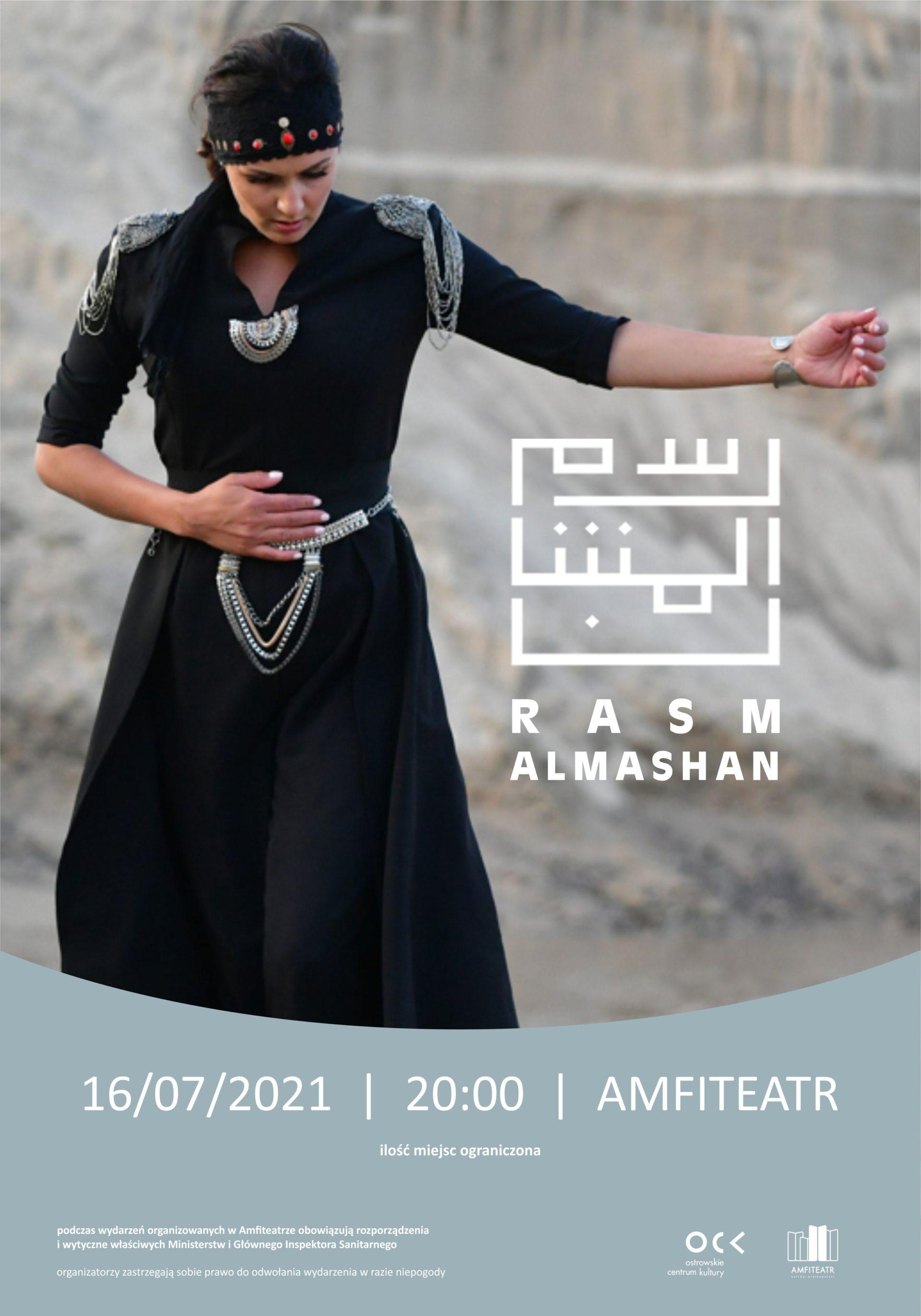 RASM ALMASHAN | koncert