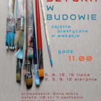 Sztuka w budowie | warsztaty