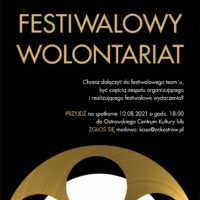 10. Grand Prix Komeda | Festiwalowy Wolontariat