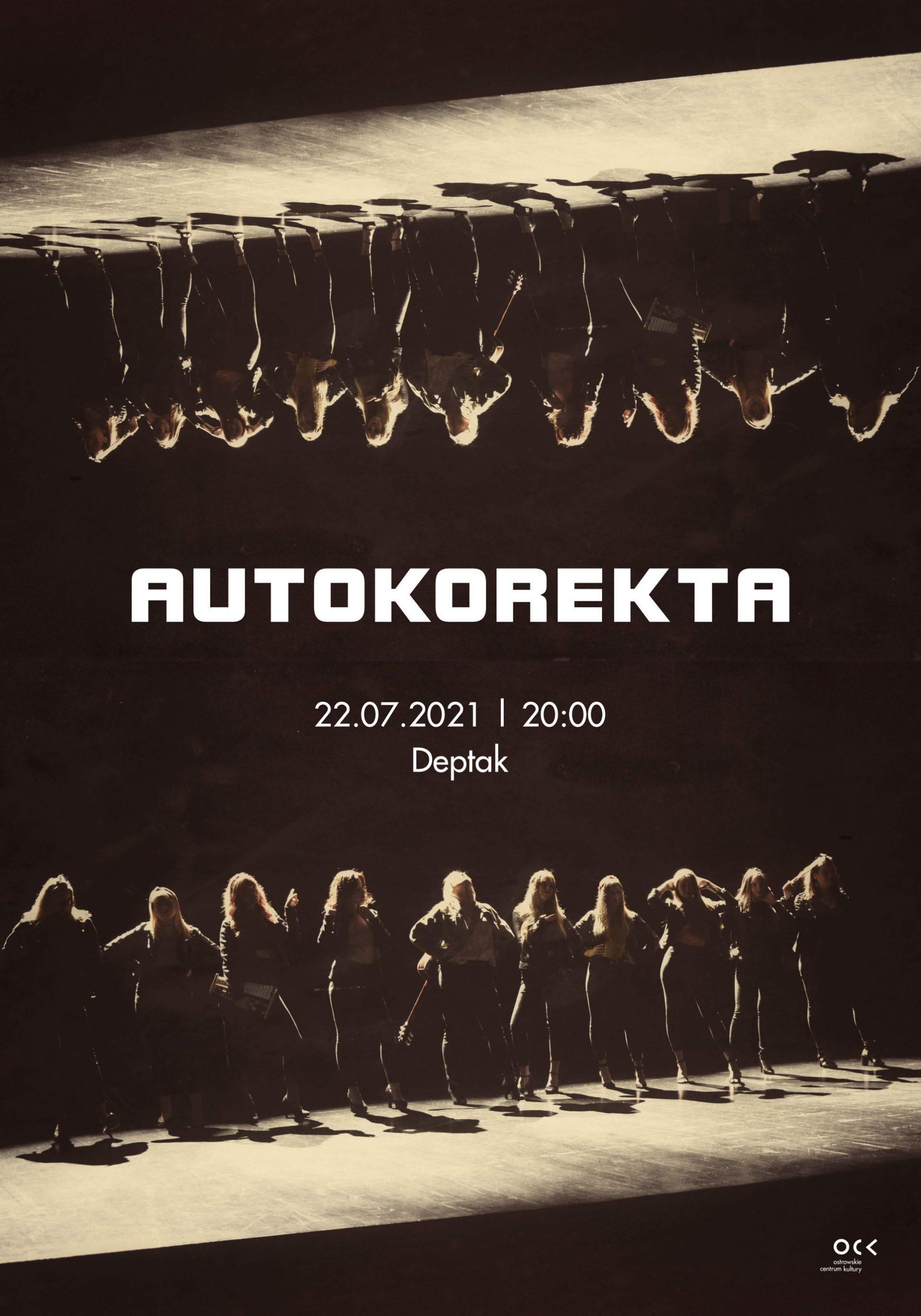 AUTOKOREKTA   koncert   ul. Sukiennicza – deptak