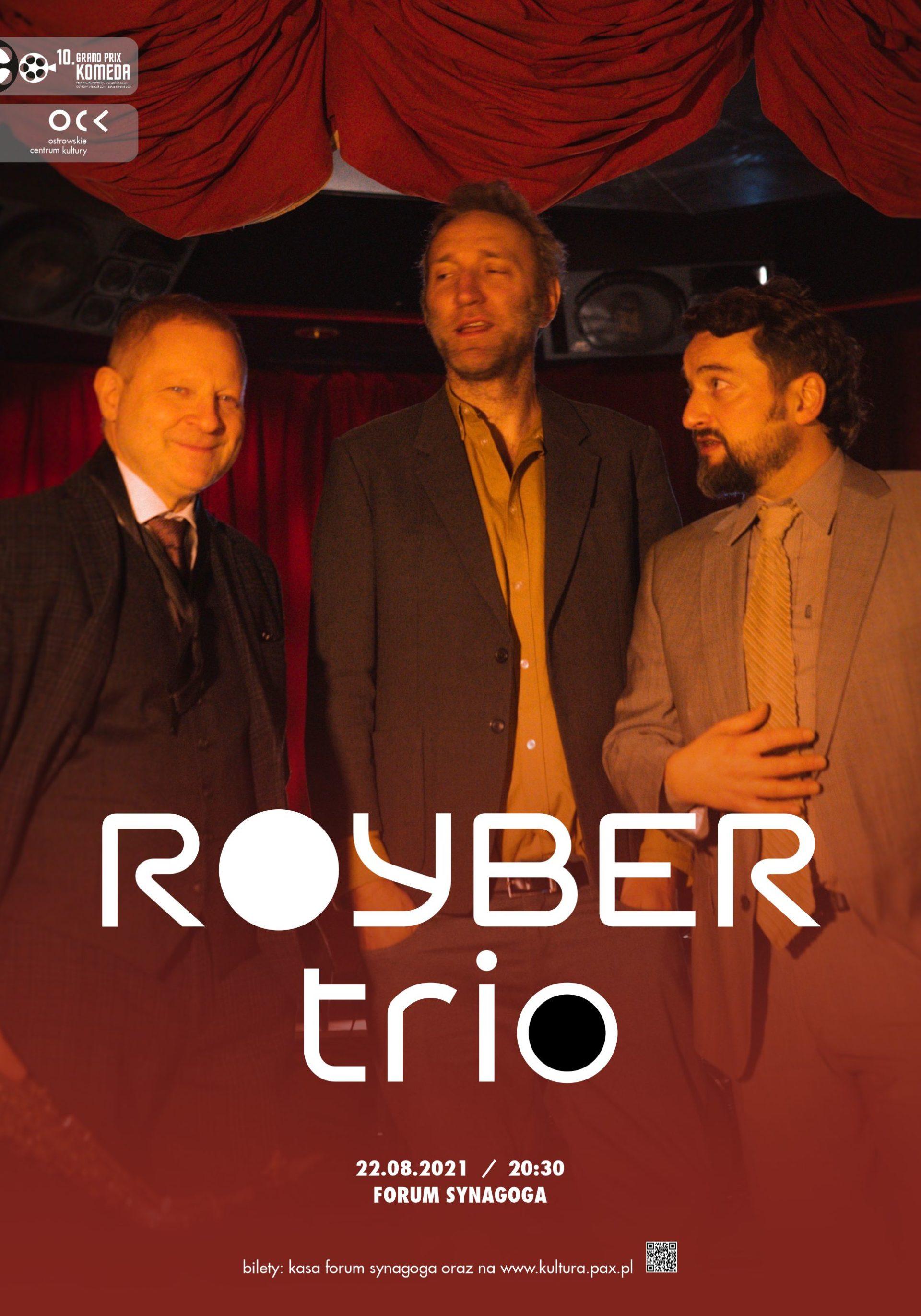 10. Grand Prix Komeda | Royber Trio