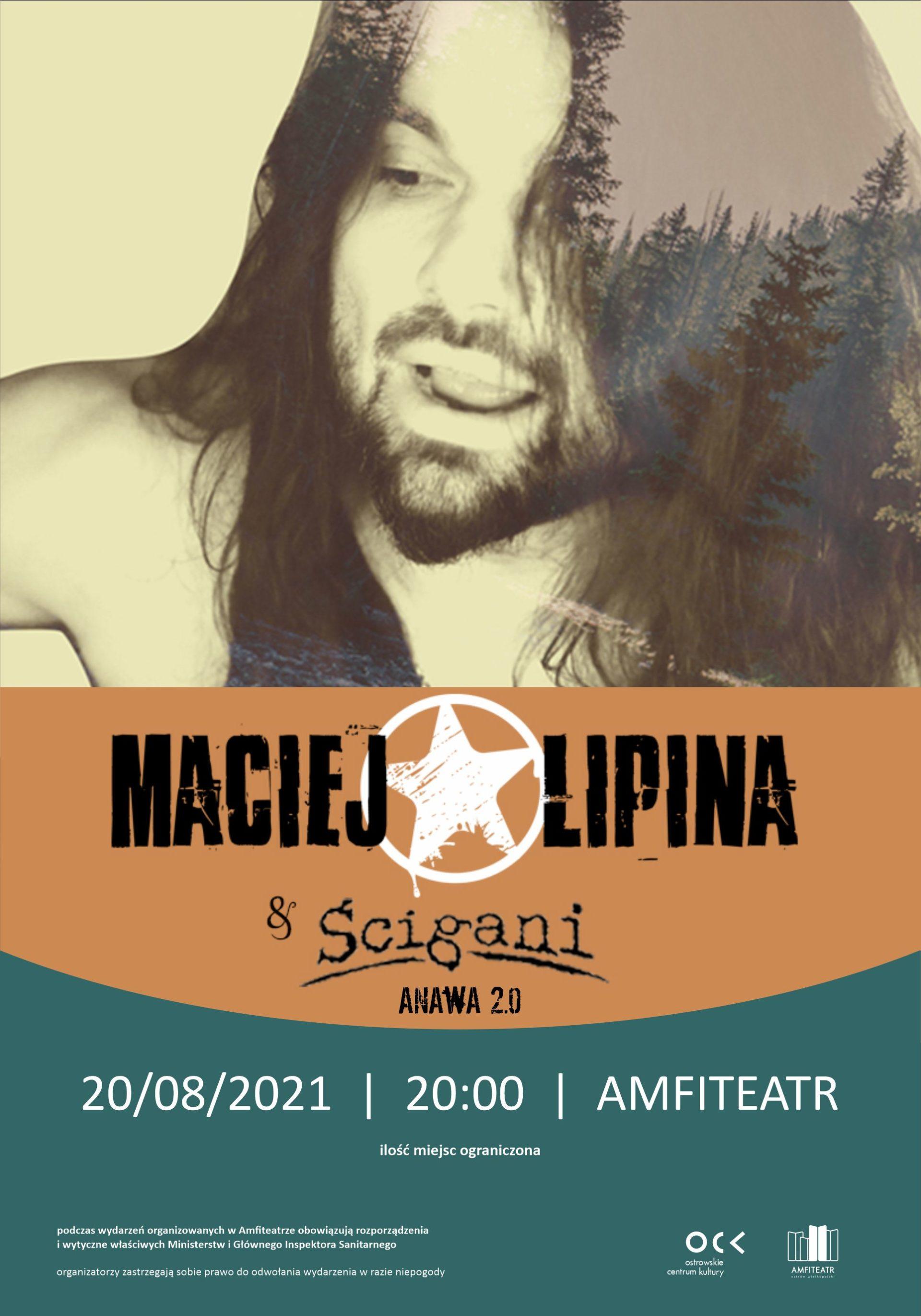 Maciej Lipina   Anawa 2.0   koncert