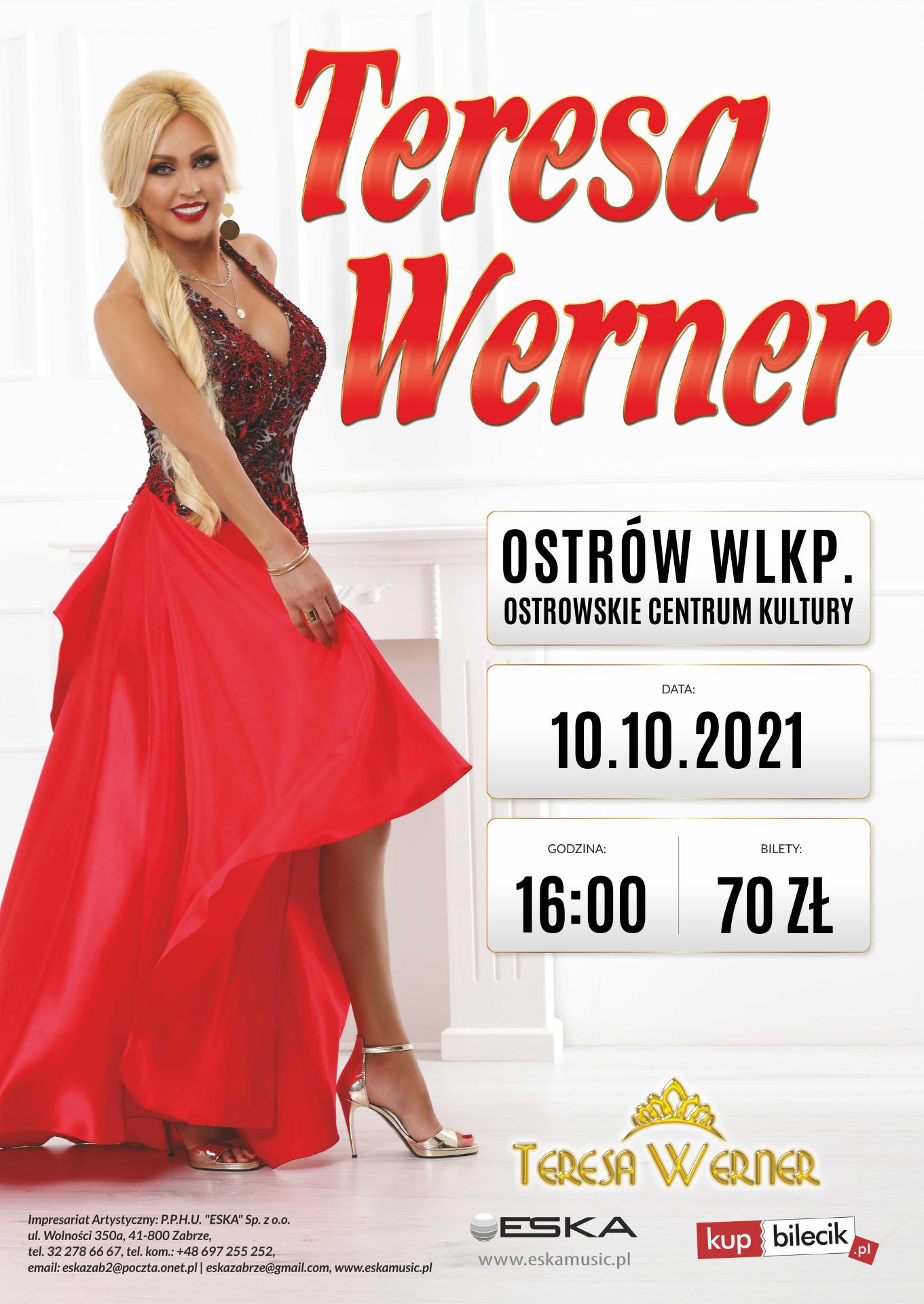 Teresa Werner | koncert