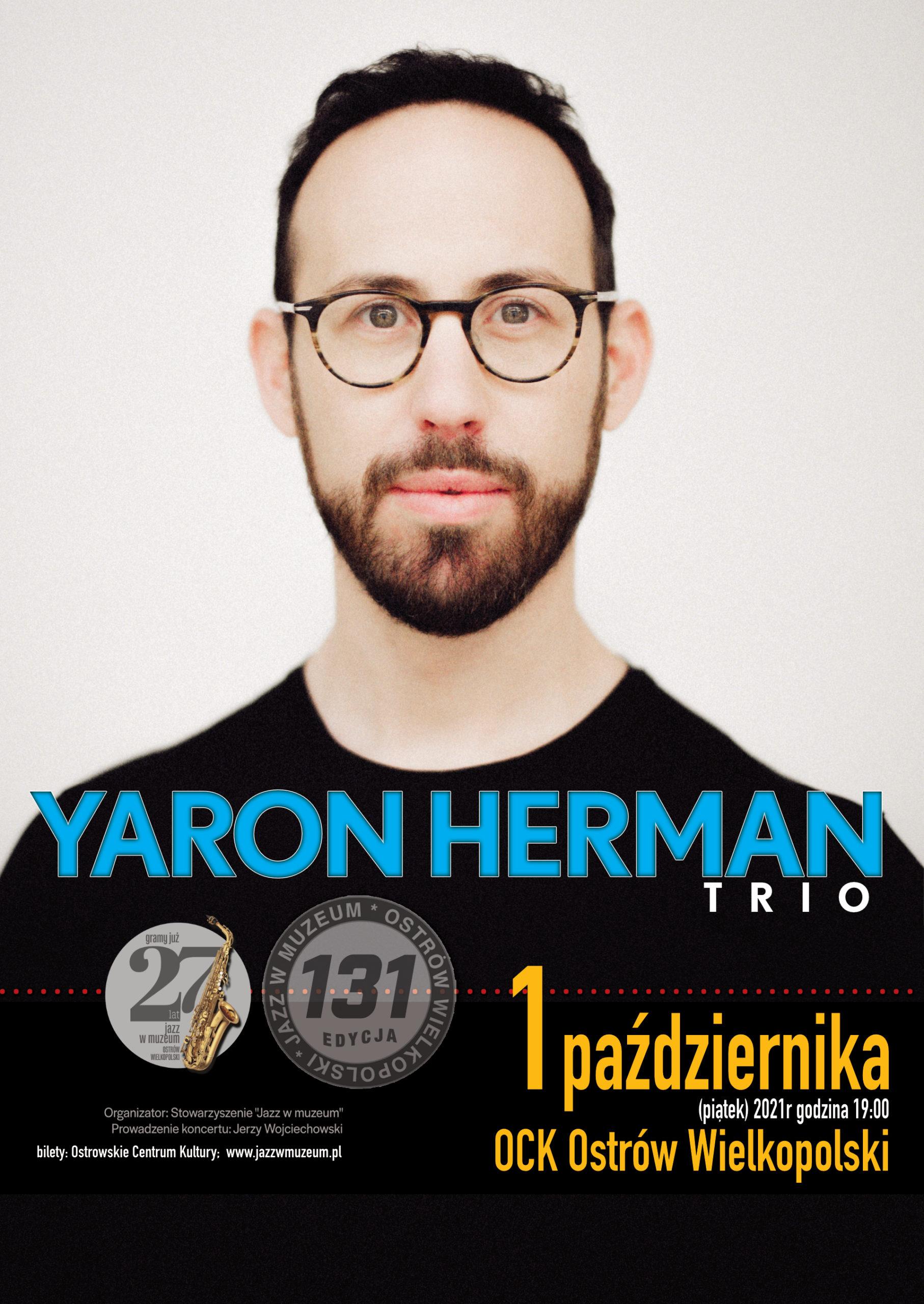 131. Jazz w muzeum | Grażyna Auguścik. Trio Yaron Herman