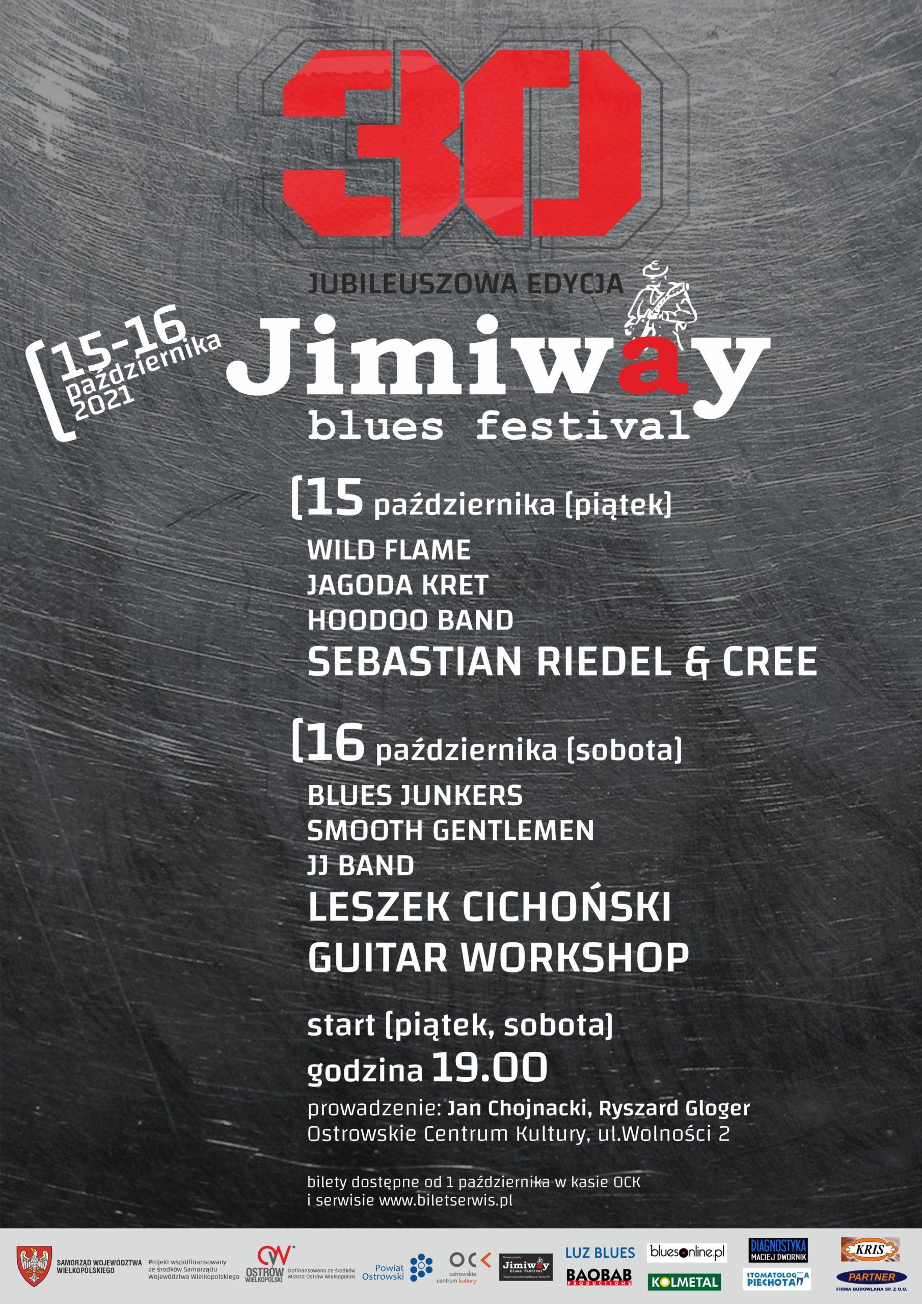 Jimiway Blues Festival 2021