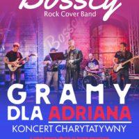 Charytatywny koncert dla Adriana